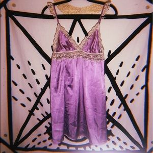 Lilac night dress by Victoria's Secret